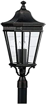 Feiss OL5408 Cotswold Lane 3-lt Outdoor Large Post Light