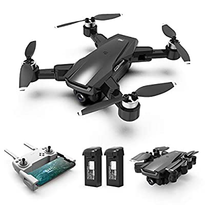 HR Drone with Brushless Motor For Adults,Foldab...