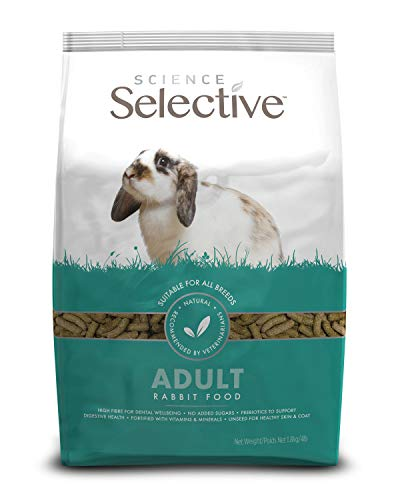 Supreme Science Selective Adult Rabbit Food 4lbs
