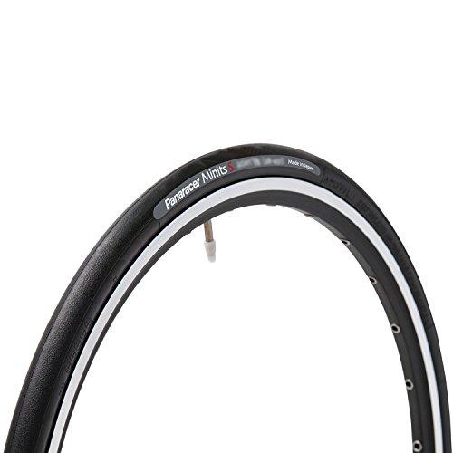 パナレーサー(Panaracer) クリンチャー タイヤ [20×1.25] ミニッツ S 8H20125MNTS-B ブラック ( 小径車 折りたたみ自転車 / 街乗り 通勤用 )