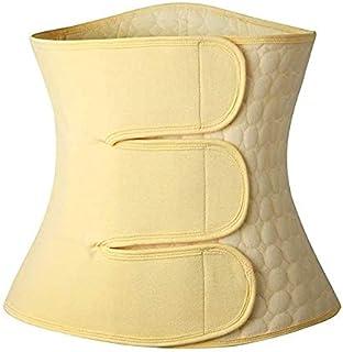 حزام البطن بعد الولادة، مشد الصدر حزام الانتعاش حزام البطن للنساء للتعافي، قطن مقاس XL