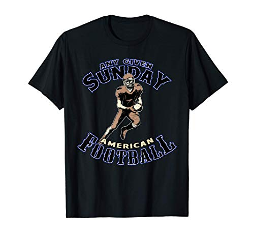 Un domingo cualquiera - Jugador de fútbol Camiseta