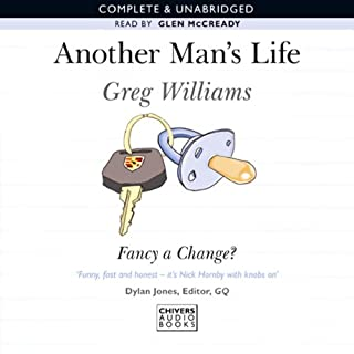 Another Man's Life audiobook cover art