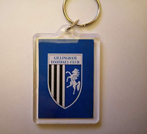 Gillingham FC Football Key Ring