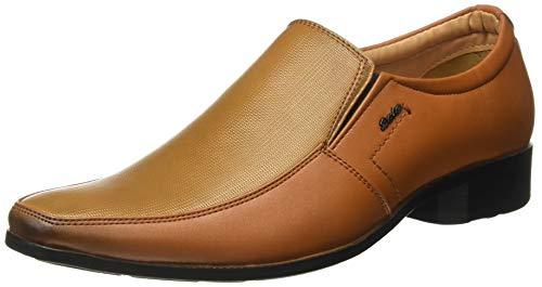 BATA Men's Bruno Tan Formal Shoes - 7 India/UK (41EU)(8513923)
