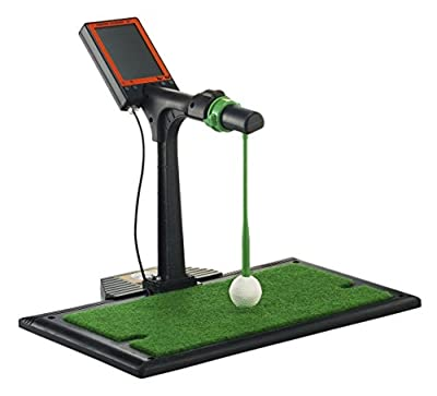 Golf digitaler Schwungtrainer Schwunganalyse