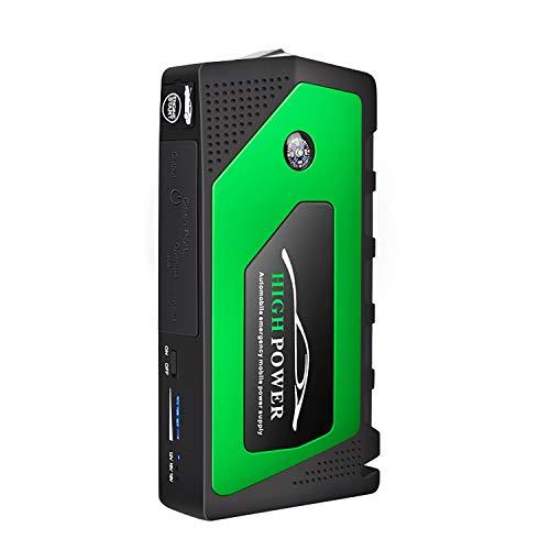Best Buy! CxiaoZks Car Charger for Car Battery Booster 19000Mah 12V Car Jump LED Lights USB Output I...