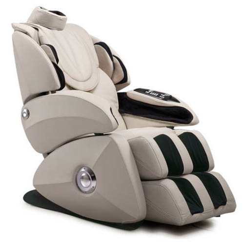 Osaki OS7075RC Model OS-7075R Zero Gravity S-Track Massage Chair, Cream, Infrared Body Scan Technology, Pelvis & Hip Massage, 6 Easy to Use Healthcare Auto Programs, Powerful 13 Motors System