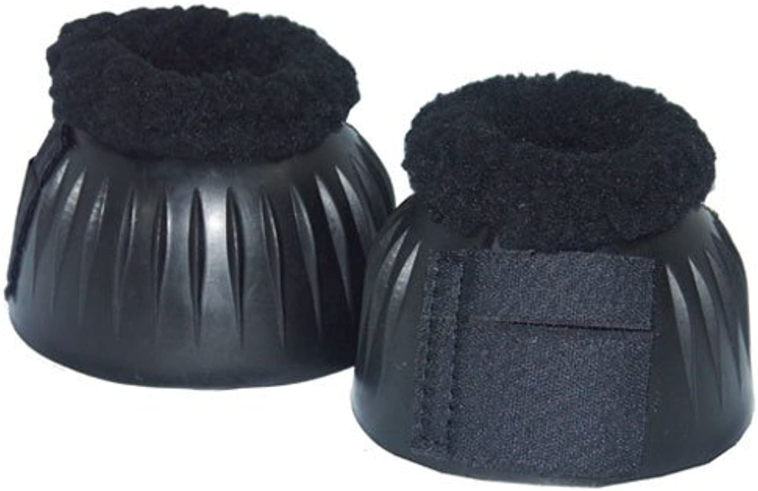 Fleece Lined Bell Boot - Extra Large Black 247288BK