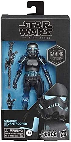 popular Star Wars: online sale The Force Unleashed Shadow Stormtrooper The Black Series Action Exclusive 6 discount inch Figure outlet sale