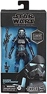 black series Star Wars: The Force Unleashed Shadow Stormtroo