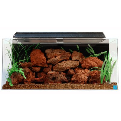 SeaClear 40 gal Acrylic Aquarium Combo Set, 36 by 15 by 16',...
