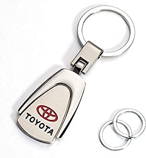 سلسلة مفاتيح بشعار السيارة ملحقات سلسلة المفاتيح كيرينغ العائلة مع الشعار