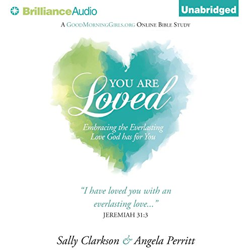 You Are Loved audiobook cover art