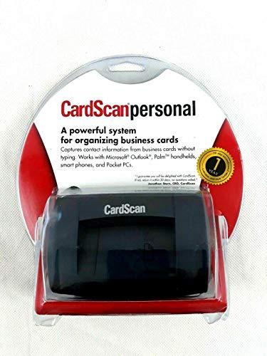 Dymo Card Scan 60 - Escáner de tarjetas de visita