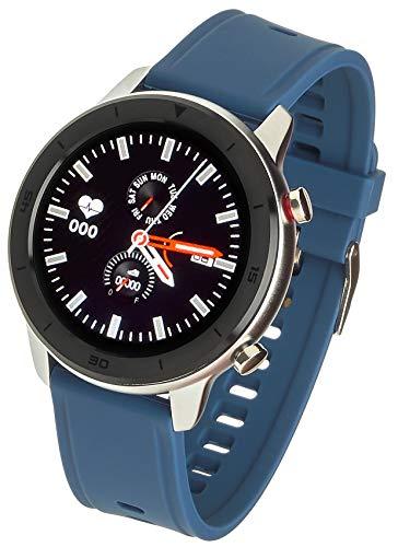 Garett Männer 5S Smartwatch, Blau
