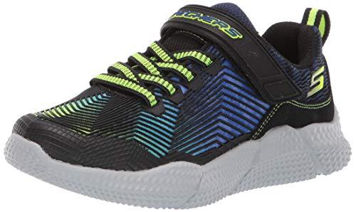 Skechers Boys INTERSECTORS PROTOFUEL Sneakers Kinder Schuhe blau, Schuhgröße:32 EU
