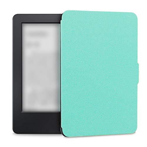 Funda protectora para Kindle Paperwhite 1/2/3 (verde menta)