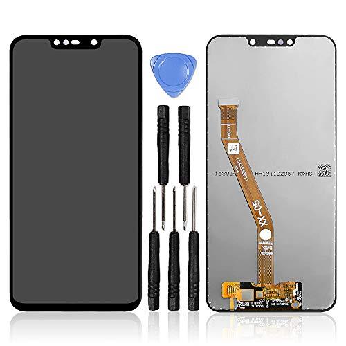 LL TRADER - Pantalla táctil de Repuesto para Huawei Mate 20 Lite LCD y digitalizador de 6,3 Pulgadas (Incluye Herramientas de reparación)