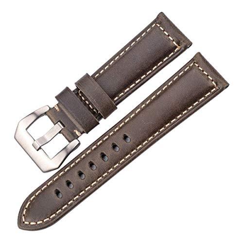 Reemplazo de la Correa de Reloj, Correas de Reloj Accesorios de Reloj Mujeres Hombres Correa de Correa 20-26 mm Pulsera Compatible