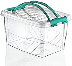 Food Storage Container By Hobby Life, Clear, 7Liter