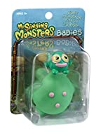 It's baby toe Jammer and egg! Just like in My Singing Monsters Dawn of fire, this baby and egg are adorable! Squeeze the egg open to pop the baby in and out! Fun collectibles-get them all!