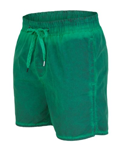 Bench Herren Badeshorts Boardshorts Buddee grün (mid green) 28