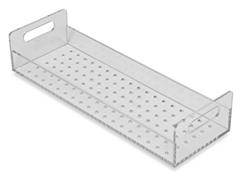 TrippNT 50416 Perforated Tray for Medium Portable Personal Desiccator, 15