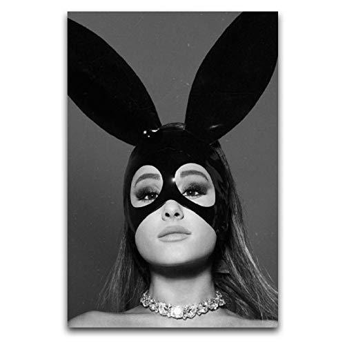 Ariana Grande Dangerous Woman Poster Pittura Decorativa Tela Wall Art Soggiorno Camera da Letto Poster 30 * 45 cm