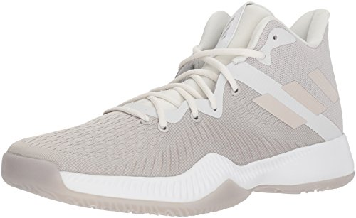 adidas Men's Mad Bounce Basketball Shoe, Ftwr...