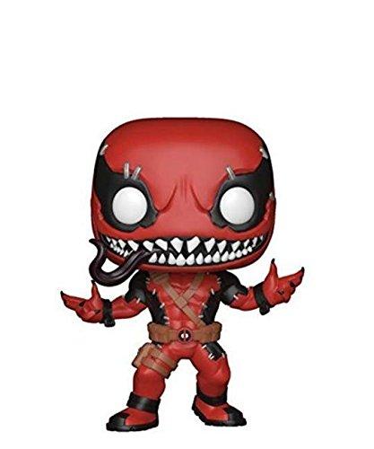 Funko Pop! Games – Marvel Contest of Champions – Venompool #300 Figura de vinilo de 10 cm