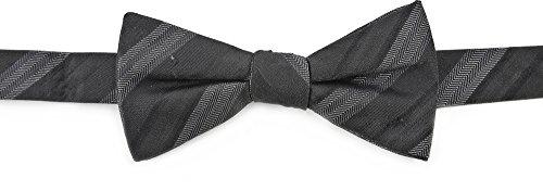 ANTONY MORATO, Hommes Volants, Cravate papillon, Vêtements de soirée, Anthracite, Soie