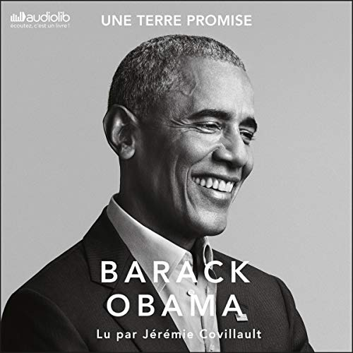 Couverture de Une Terre promise (A Promised Land)
