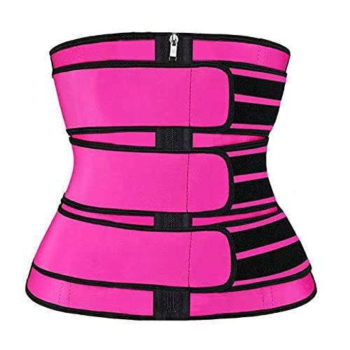 marca blanca Body Shaper - Body de control de barriga, para mujer, sin tirantes, ajustable, talla XXXL