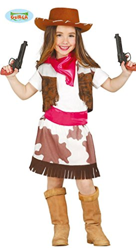 Guirca 85681 - Cowgirl Infantil Talla 7-9 Años