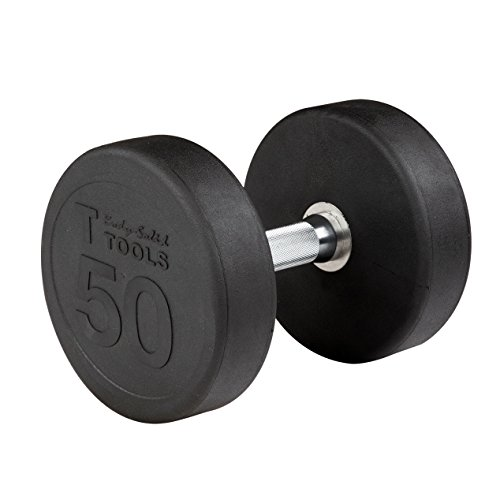Rubber Round Dumbbell