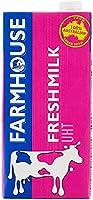 Farmhouse UHT Fresh Milk, 1L (Pack of 12)