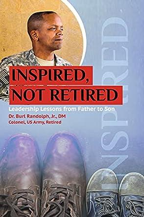 Inspired, Not Retired