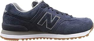 new balance 574 uomo blu 45.5