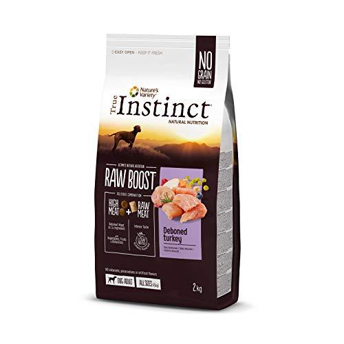 True Instinct Raw Boost - Nature's Variety - con Pavo Deshuesado - 2kg