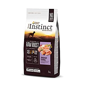 True Instinct Raw Boost con Pavo Deshuesado - 2kg