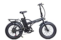 L'e-bike pieghevole Revoe Dirt VTC 551691