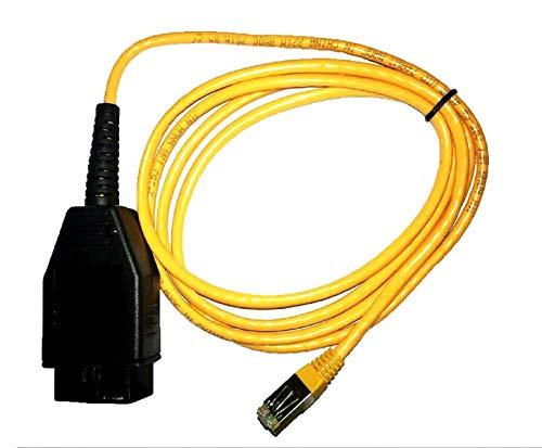 digitalwelt OBD ENET Ethernet J45 Kabel Interface für Codierung Programmierung Diagnose OHNE Software