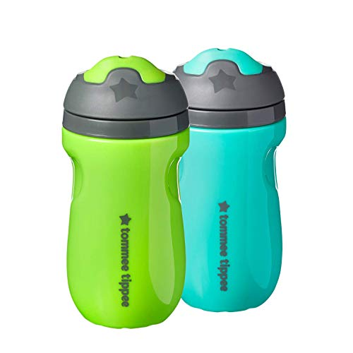 Tommee Tippee Insulated Sippee Toddler Tumbler Cup – 12+ Months, 2pk
