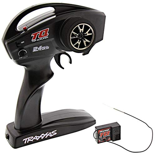 Traxxas Radio Transmitter 6516, RECIEVER 6519, for The Slash, Stampede, Bandit, and RUSTLER. Brand New and Ready to Run Your R/C Truck OR CAR