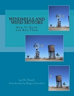 build a garden windmill
