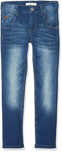 NAME IT Jungen Jeans NKMTHEO DNMTATE 2174 Pant NOOS, Blau (Medium Blue Denim), (Herstellergröße:164)