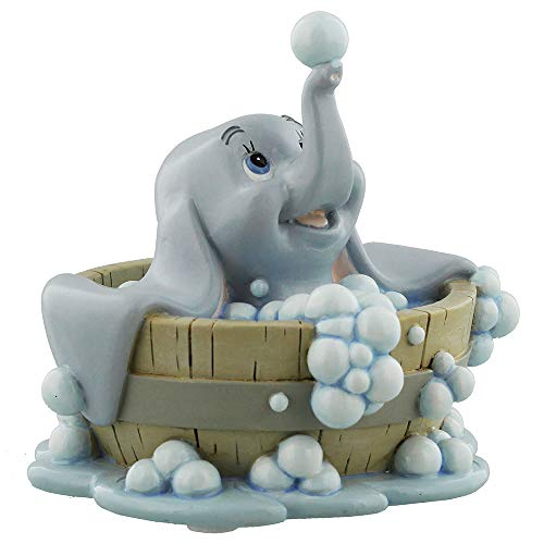 Dumbo in Bath Baby Mine Disney Classics Magical Moments 10cm Figurine Boxed New DI181