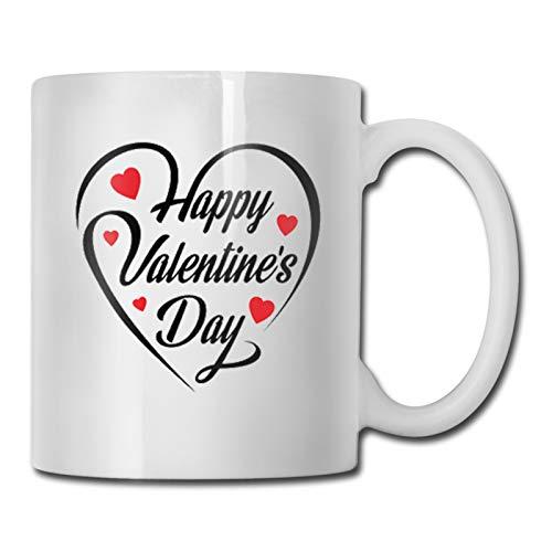 24 tazas divertidas de café de cerámica de 11 onzas regalo novedad perfecto para usar en casa o en la oficina, es una gran idea de regalo de San Valentín