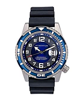 Momentum Men's M50 Wristwatch | 500m/1650ft Water Resistant | Sapphire Crystal | Ultra Tough